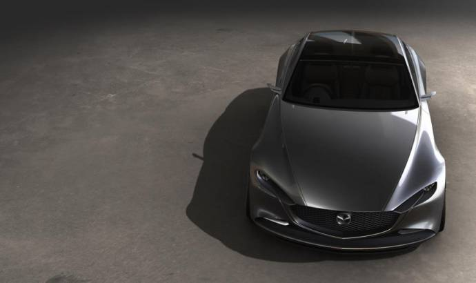 Mazda VISION COUPE Concept revealed