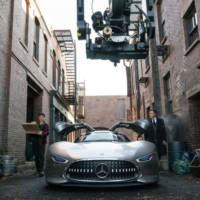 Mercedes-Benz AMG Vision Gran Turismo is the new Batmobile