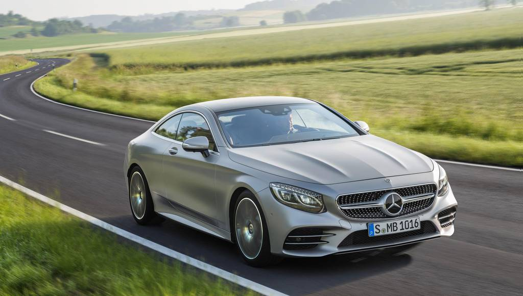 Mercedes S-Class Coupe UK pricing announced