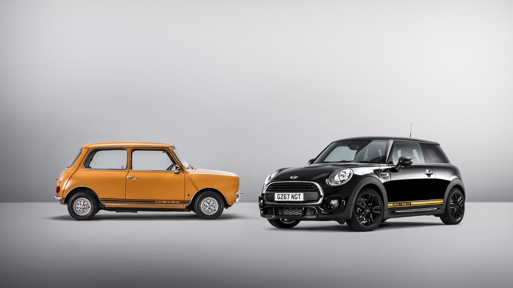 Mini 1499 GT launched in UK