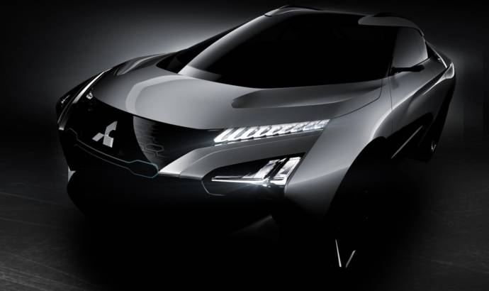 Mitsubishi e-Evolution Concept to be unveiled in Tokyo Motor Show