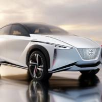 Nissan IMx is a fully autonomous concept