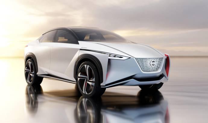 Nissan IMx is a fully autonomous concept