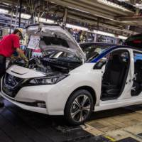 Nissan LEAF 2.ZERO edition launched in Oslo