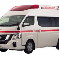 Nissan Paramedic Concept and e-NV200 Fridge Concept unveiled in Tokyo