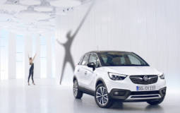 Opel Crossland X is now available with factory-fitted LPG