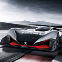 Peugeot L 750 R HYbrid Vision available in Gran Turismo