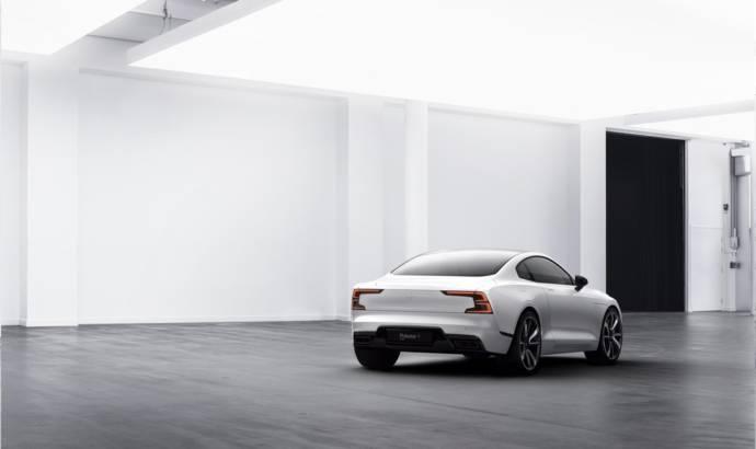 Polestar 1 concept unveiled
