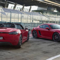 Porsche 718 models receive the GTS version