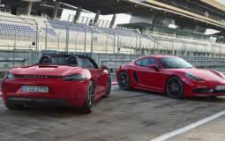 Porsche 718 models receive the GTS version