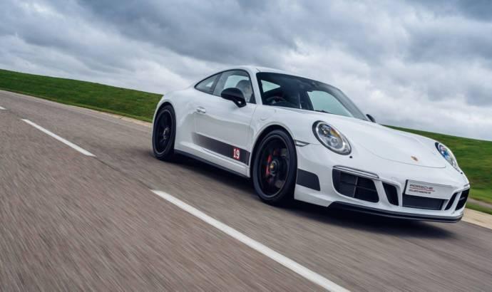 Porsche 911 Carrera 4 GTS British Legends Edition introduced