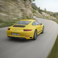 Porsche 911 Carrera T special edition launched