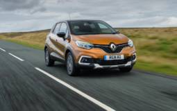 Renault Captur receives new engine and transmission in UK