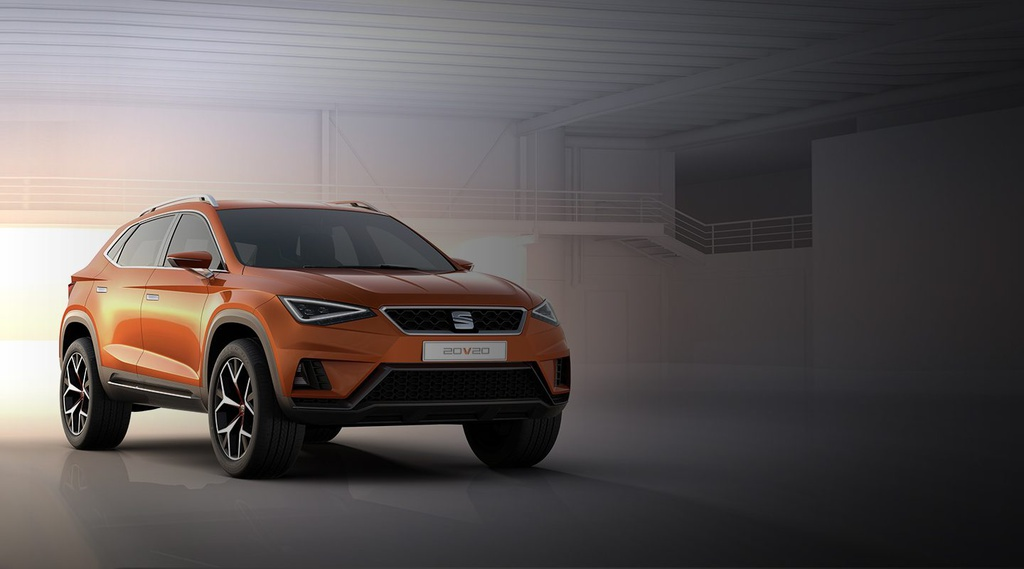 Seat might launch a coupe SUV under Cupra brand