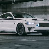 This is the new Ford Mustang RTR