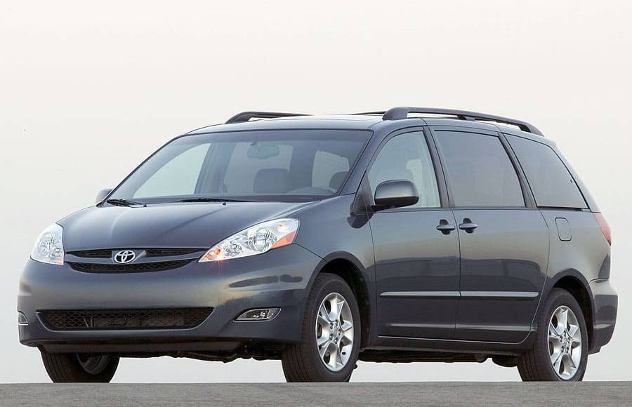 Toyota Sienna recall issued in US