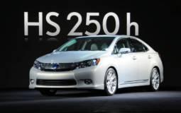 US-sold 2010 Lexus HS250h recalled