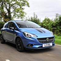 Vauxhall Corsavan Limited Edition NAV available in UK