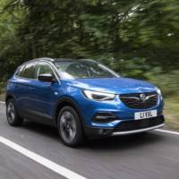 Vauxhall Grandland X available in UK