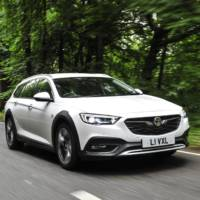 Vauxhall Insignia Country Tourer UK pricing