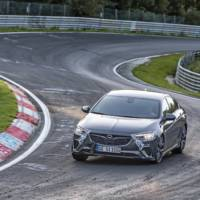 Vauxhall Insignia GSi is the quickest Vauxhall on Nurburgring