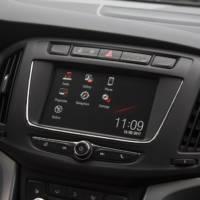Vauxhall Zafira Tourer receives IntelliLink system