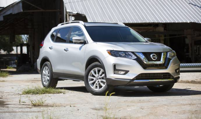 2018 Nissan Rogue US pricing announced