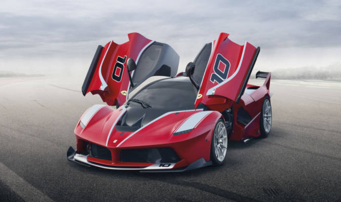 Ferrari FXX K Evo will be unveiled this weekend