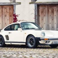 Judas Priest Porsche 911 Turbo SE up for auction