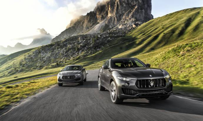 Maserati Levante S available in UK