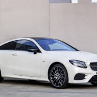 Mercedes E-Class Coupe and Cabrio get new four cylinder engine