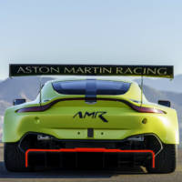 2018 Aston Martin Vantage GTE is here