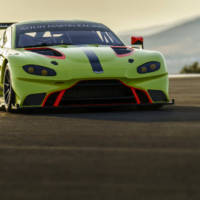 2018 Aston Martin Vantage GTE is here