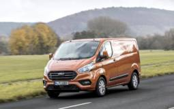 2018 Ford Transit Custom officially unveiled