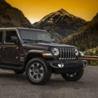 2018 Jeep Wrangler - official pictures and details