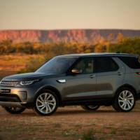 2018 Land Rover Discovery receives new updates