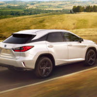 2018 Lexus RX Sport officially unveiled