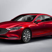 2018 Mazda6 was unveiled during the Los Angeles Auto Show