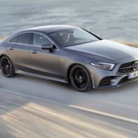 2018 Mercedes-Benz CLS - Official pictures and details