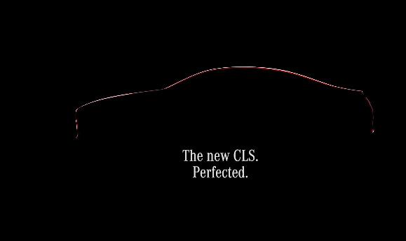 2018 Mercedes-Benz CLS - teaser video