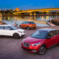 2018 Nissan Kicks is ready for sale in US