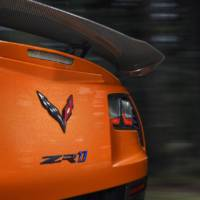2019 Chevrolet Corvette ZR1 - Official pictures and details