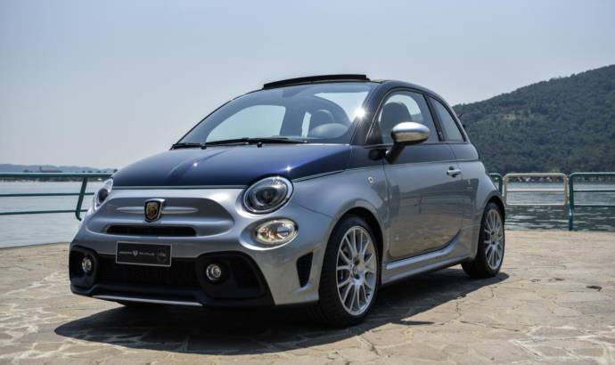 Abarth 695 Rivale unveiled in UK
