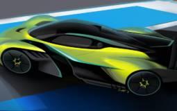 Aston Martin Valkyrie AMR Pro unveiled