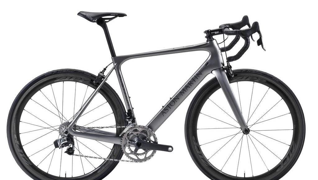 Aston Martin and Storck created the Facenario.3 bike