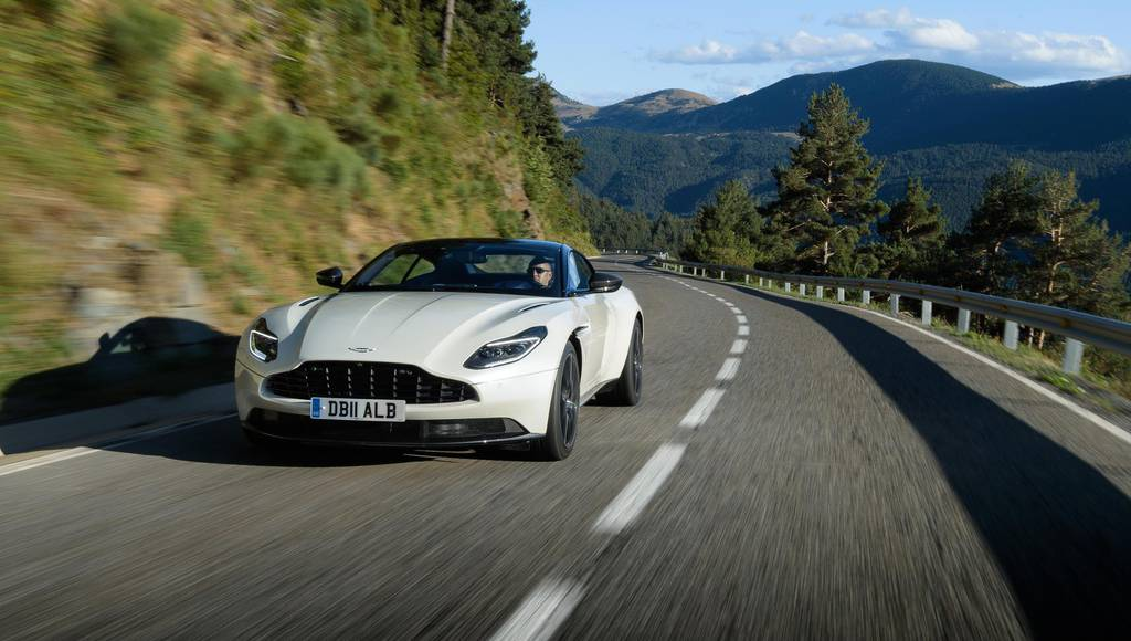 Aston Martin makes a turnover with increasing sales