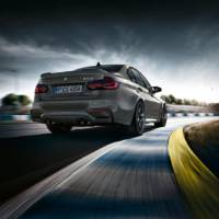 BMW officially launched the new M3 CS