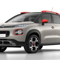 Citroen C3 Aircross received 5 EuroNCAP stars