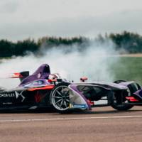 DS Racing Formula E car unveiled