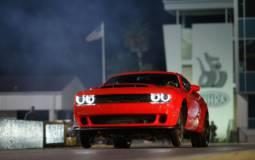 Dodge Challenger SRT Demon reaches its first clients